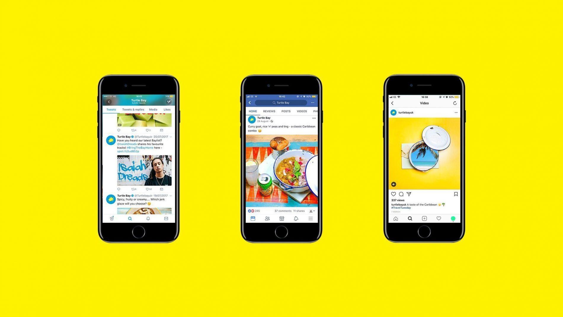 social media agency manchester